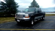 2002 F250 7.3 DIESEL CREW CAB PICKUP FOR SALE IN MANITOWOC
